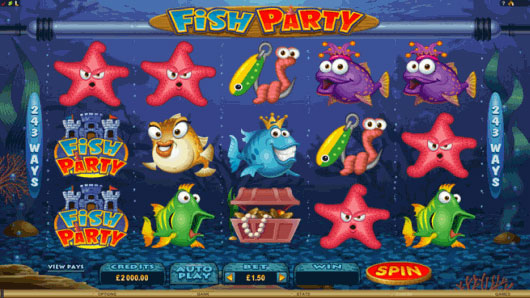 Fish Party Pokies