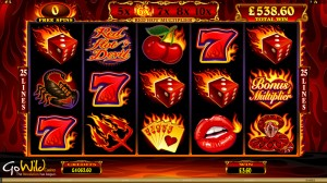 Red Hot Devil Pokies Game