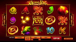 Gung Pow Chinese Pokies Game