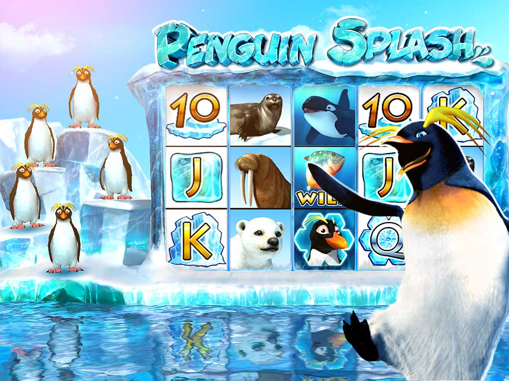 Penguin Splash Pokies