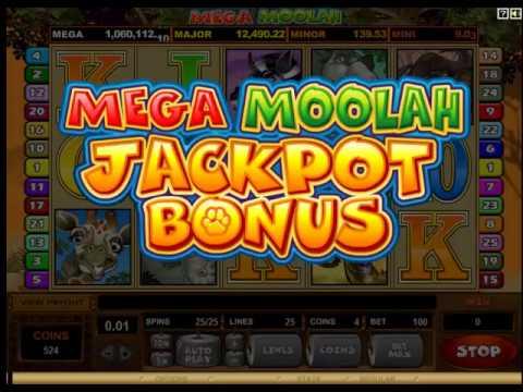 Online jackpot pokies