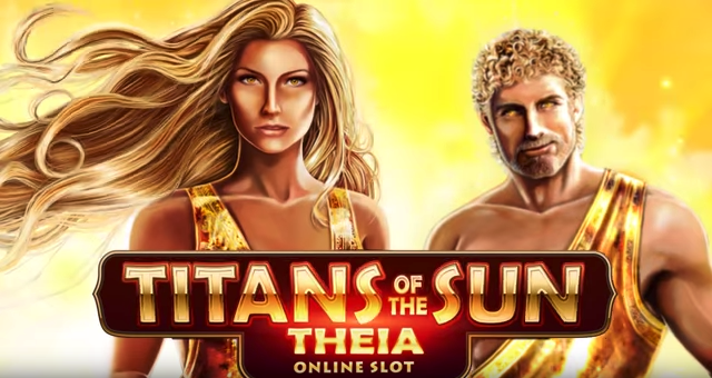 Titans of the Sun Pokies