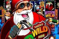 Santa's Wild Ride Pokies
