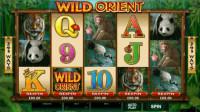 Wild Orient Pokies