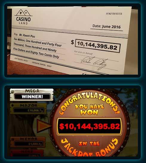 Pokies Jackpots