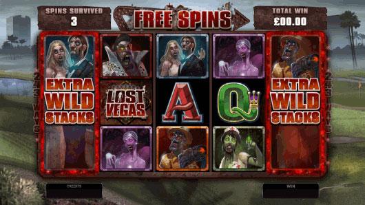 Lost Vegas Pokies Bonus